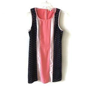 Gianni Bini Sleeveless Color Block Dress